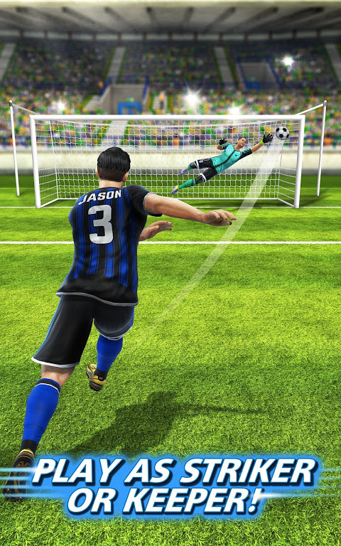 Football Strike - Multiplayer Soccer 1.10.0 Screen 7