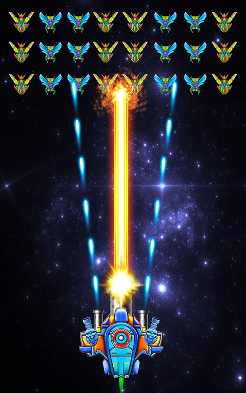Galaxy Attack: Alien Shooter 6.20 Screen 3