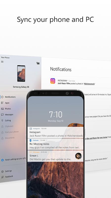 Microsoft Apps 3.3.1 Screen 4