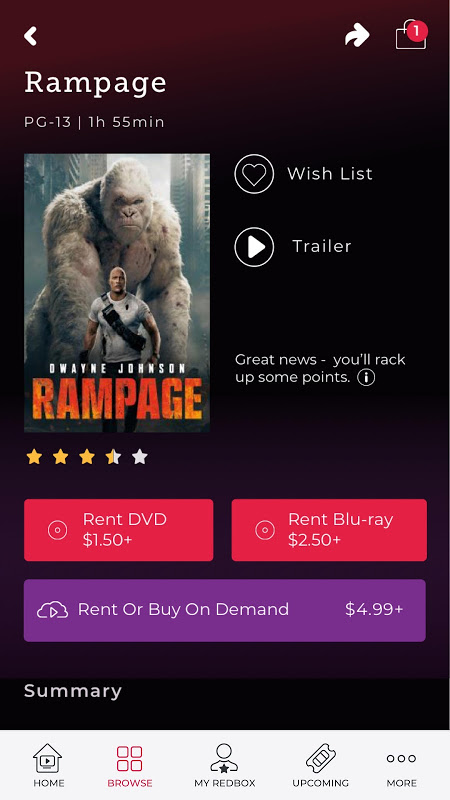 Redbox 7.10.0 Screen 4