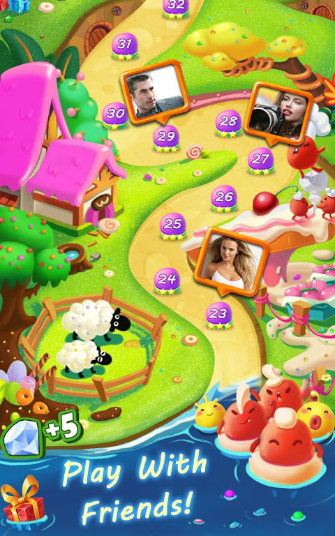 Android Cookie Blast Frenzy Screen 6
