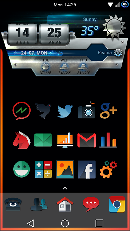 ProtonD Icon Pack 1.5 Screen 5