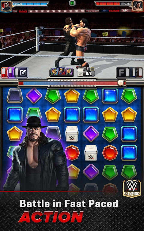 WWE Champions Free Puzzle RPG 0.306 Screen 2