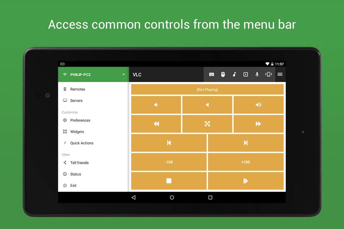 Unified Remote Full 3.11.0 Screen 17