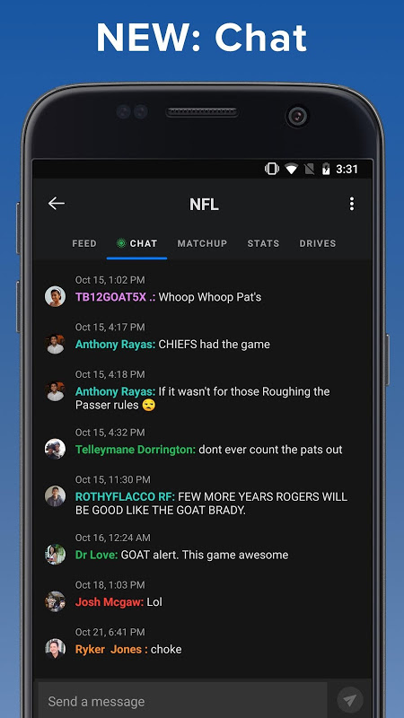 theScore: Sports & Scores 3.20.2-B Screen 7
