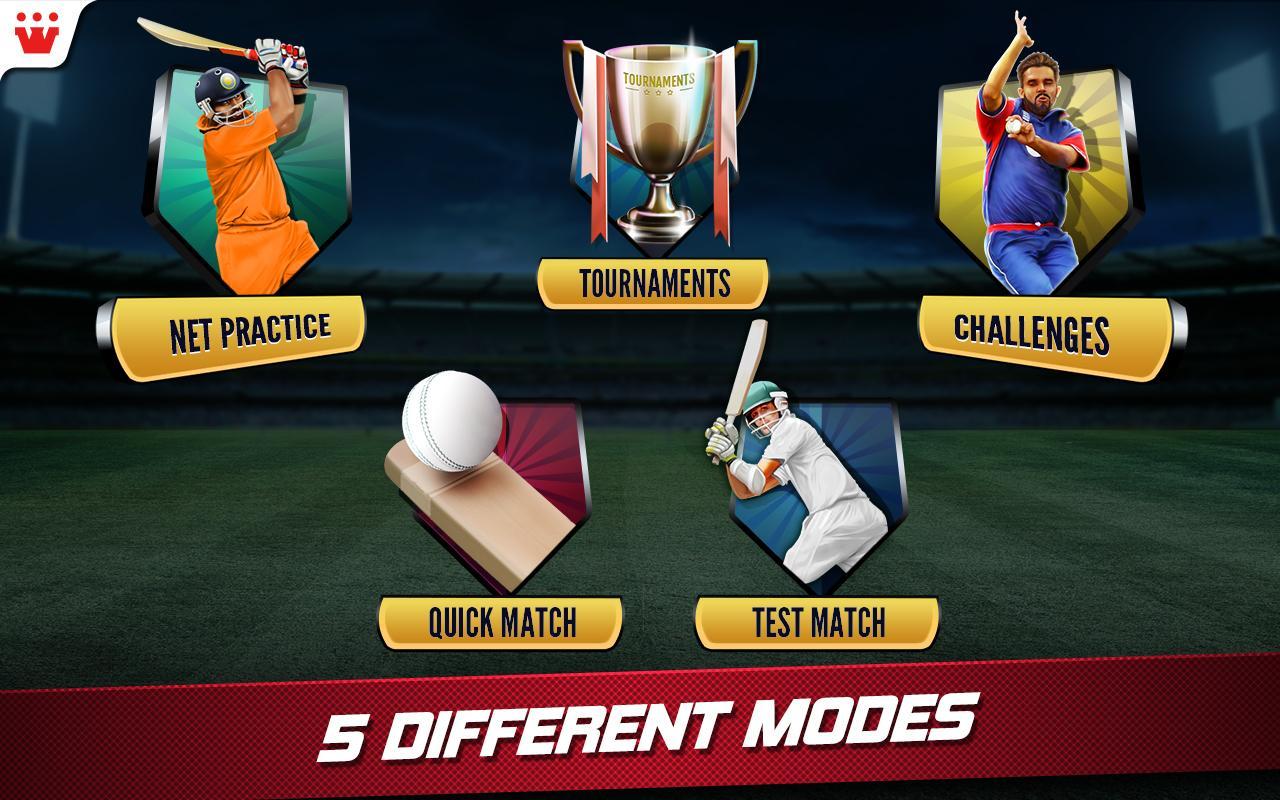 World T20 Cricket Champs 2016 1.9c Screen 1