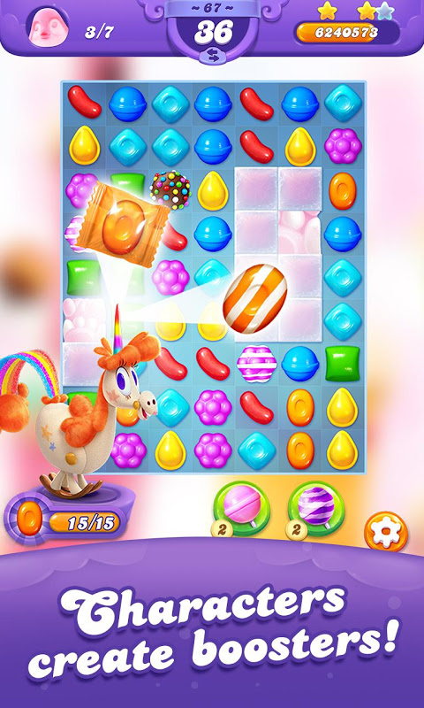 Candy Crush Friends Saga 1.23.4 Screen 10