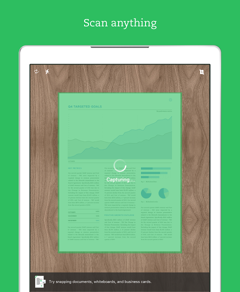 Android Evernote - stay organized. Screen 9