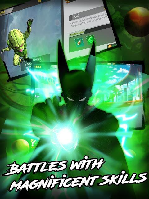 Android Fury Fighter: Awaken Screen 7