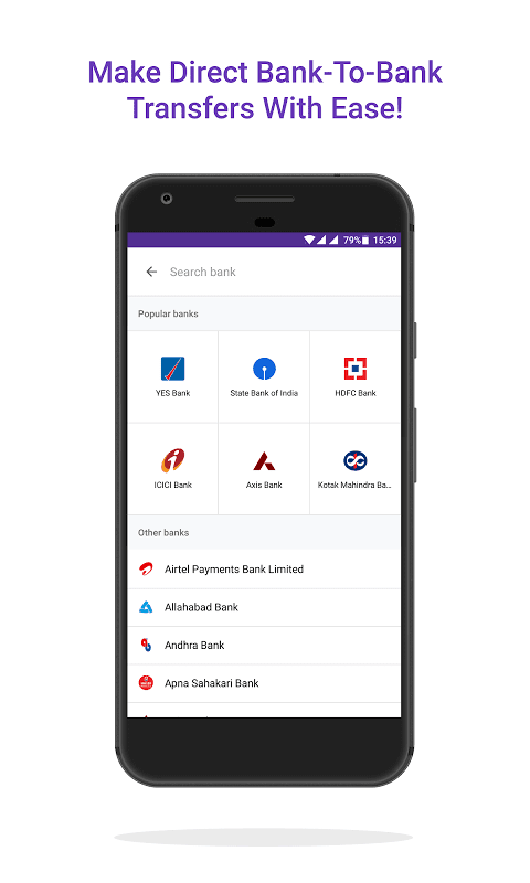 Android PhonePe – UPI Payments, Recharges & Money Transfer Screen 5