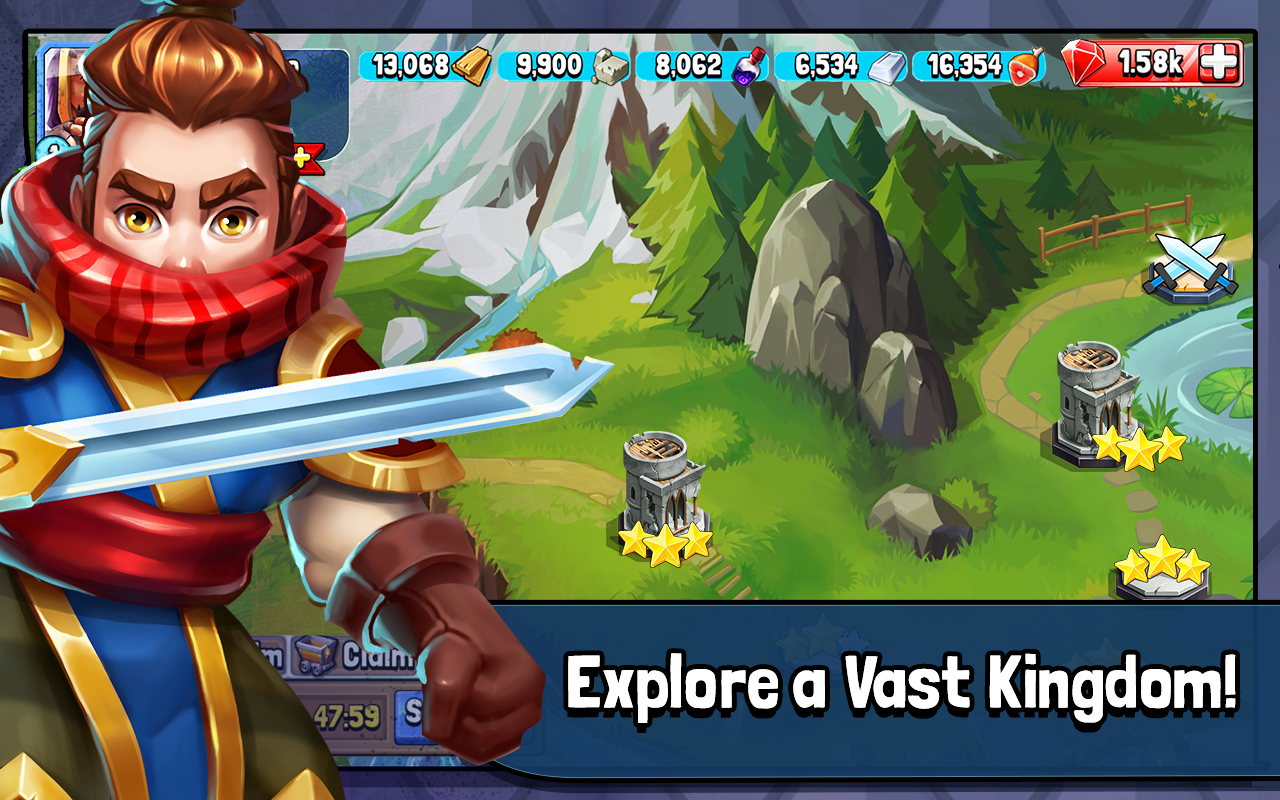 Android Dragonstone: Kingdoms Screen 2