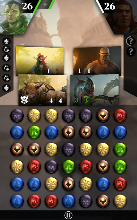 Magic the Gathering Puzzle Quest 1.0.1.4842 Screen 5