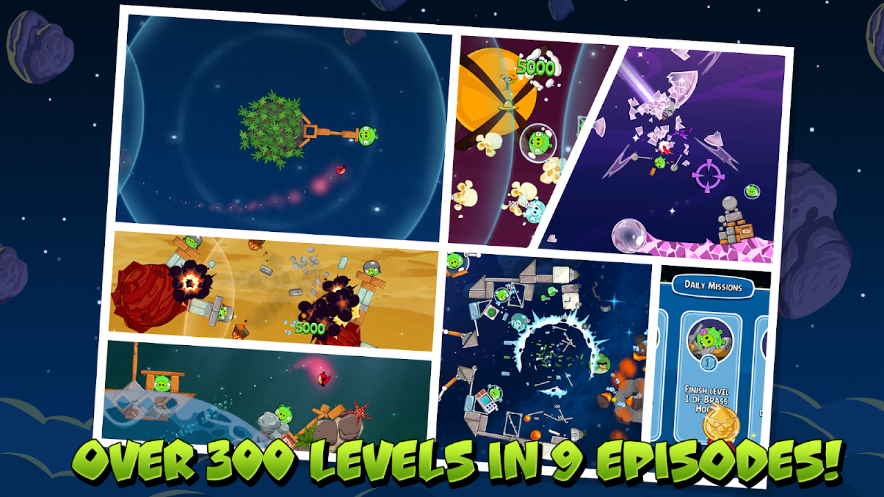 Angry Birds Space 2.2.14 Screen 14