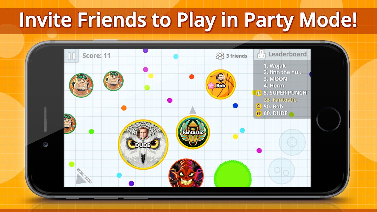 Agar.io 2.3.1 Screen 3
