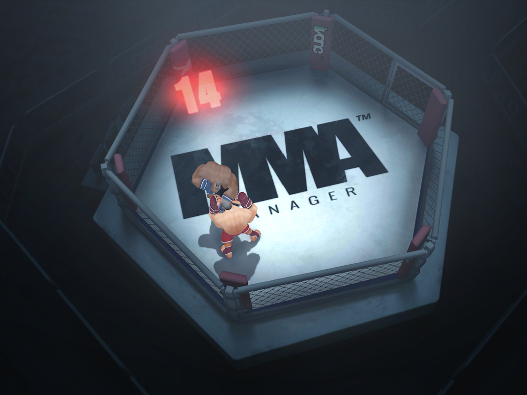 MMA Manager 0.6.12 Screen 9