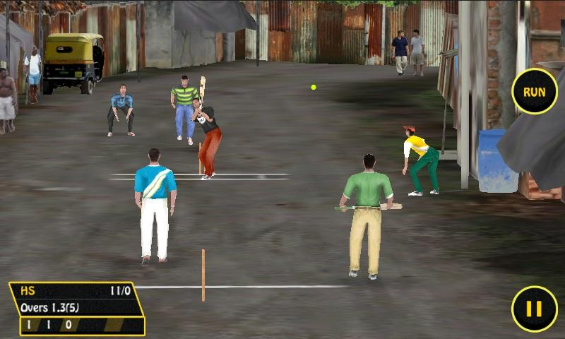 Street Cricket Pro 4.2 Screen 7