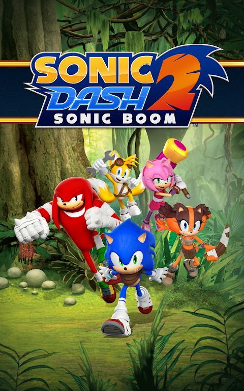 Sonic Dash 2: Sonic Boom 1.7.17 Screen 9