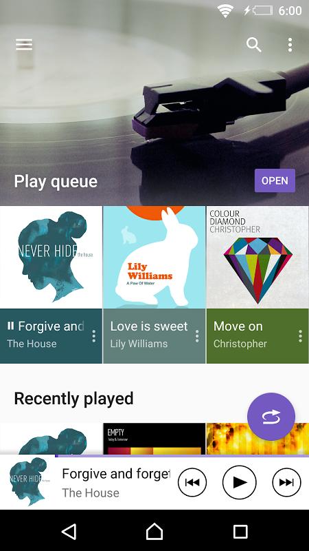 Music 9.3.12.A.2.0 Screen 3
