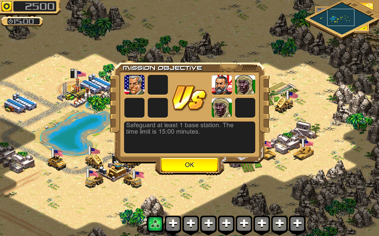 Desert Stormfront 1.0.1 Screen 7