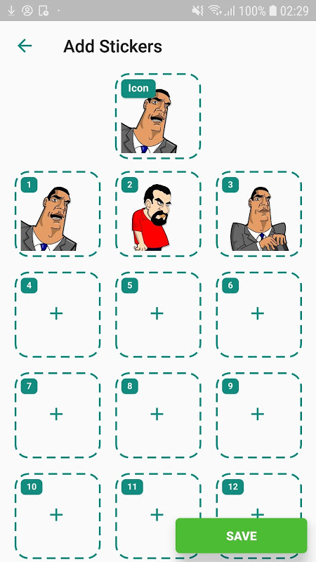 Android Sticker Maker for WhatsApp Screen 2