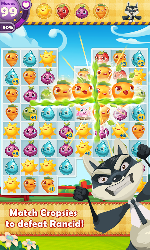 Android Farm Heroes Saga Screen 16