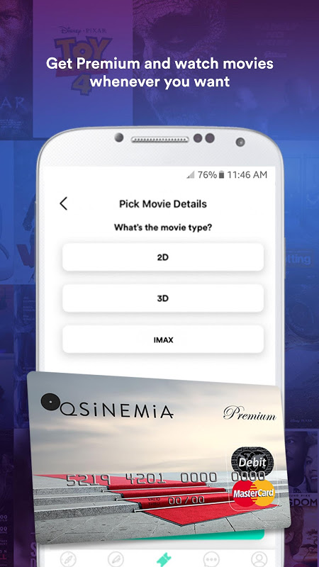 Sinemia 3.5.1 Screen 4