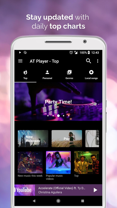 Free Music Player, Music Downloader, Offline MP3 1.299 Screen 7