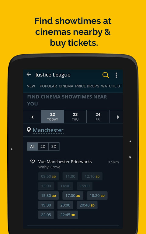 JustWatch - Search Engine for Streaming and Cinema 0.24.58 Screen 10