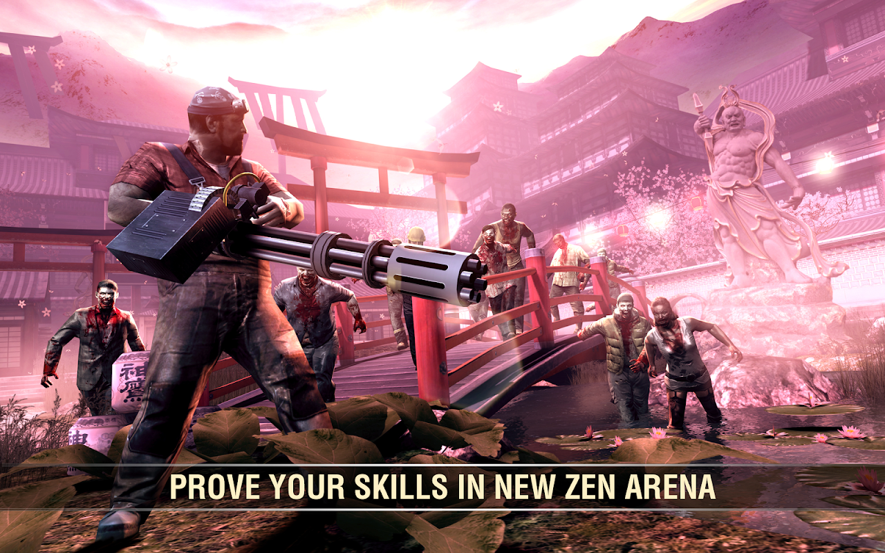 Android Dead Trigger 2: First Person Zombie Shooter Game Screen 11