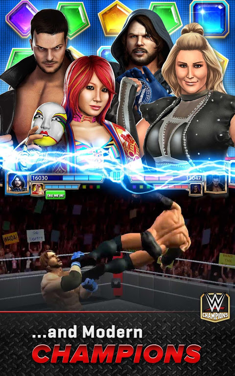 WWE Champions Free Puzzle RPG 0.306 Screen 19