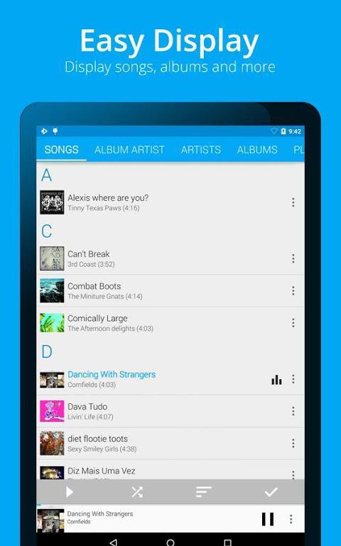 Android Rocket Player Premium Audio Screen 16