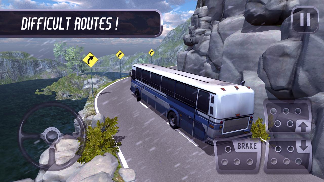Android Bus Simulator 2016 Screen 2
