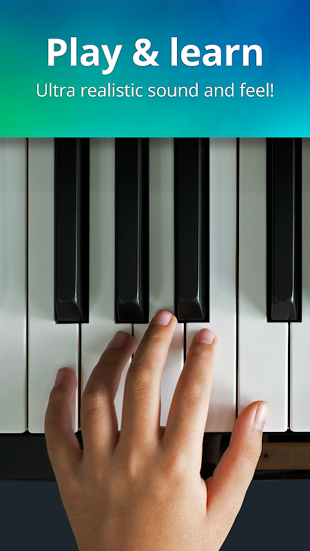 Android Piano Free - Keyboard with Magic Tiles Music Games Screen 2