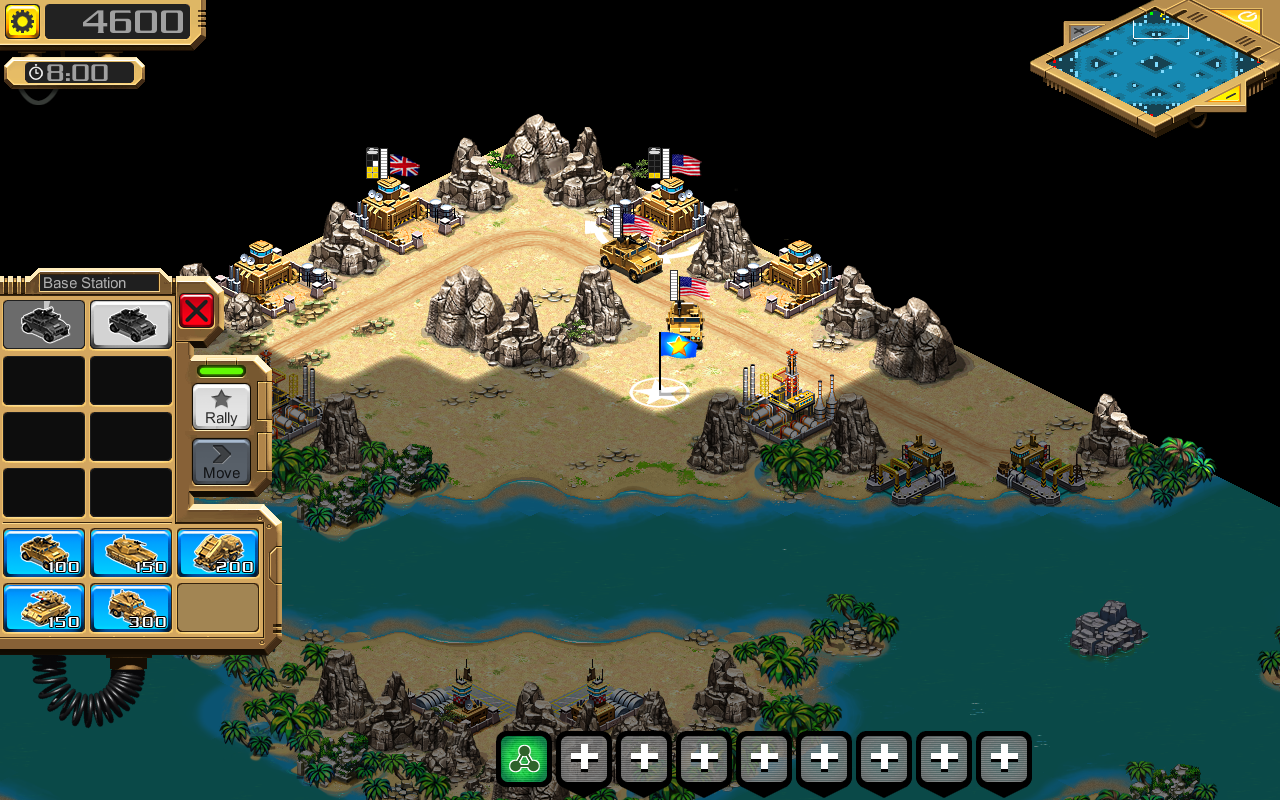 Desert Stormfront 1.0.1 Screen 6