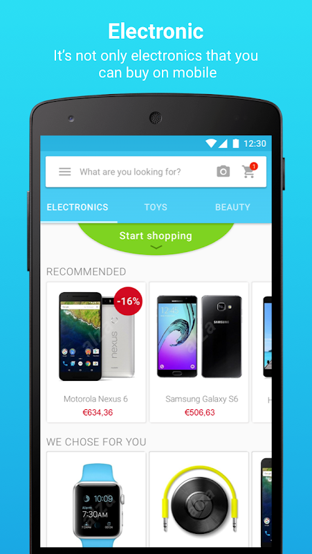 Alza.co.uk 6.2.6 Screen 5