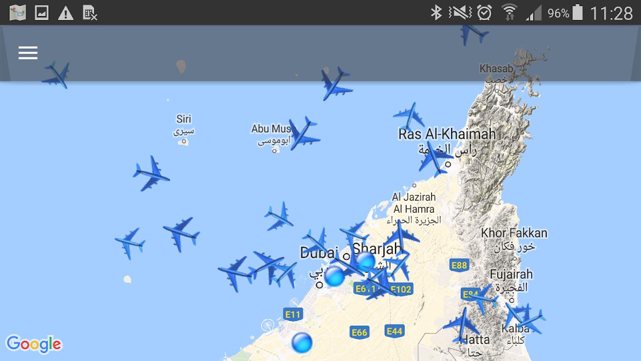 Air Traffic 5.3 Screen 3