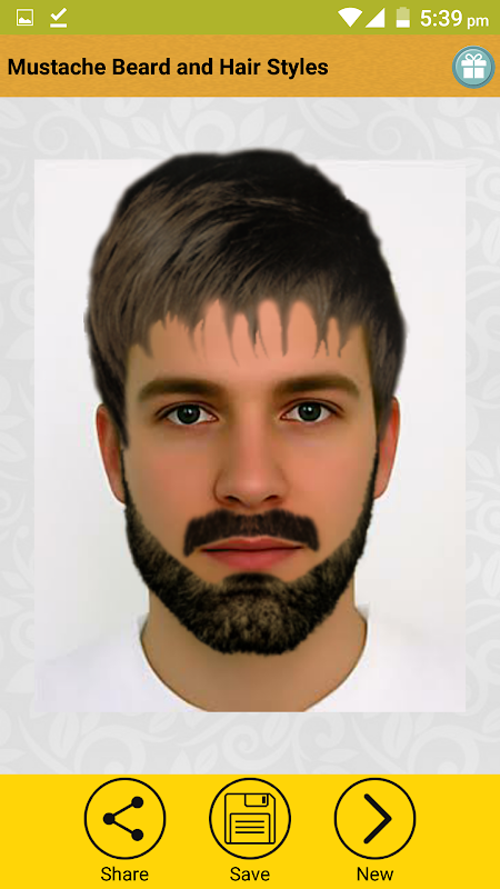 Add Hair Beard Mustache Styles 1.7 Screen 6
