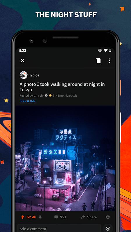 Reddit 3.31.0 Screen 5