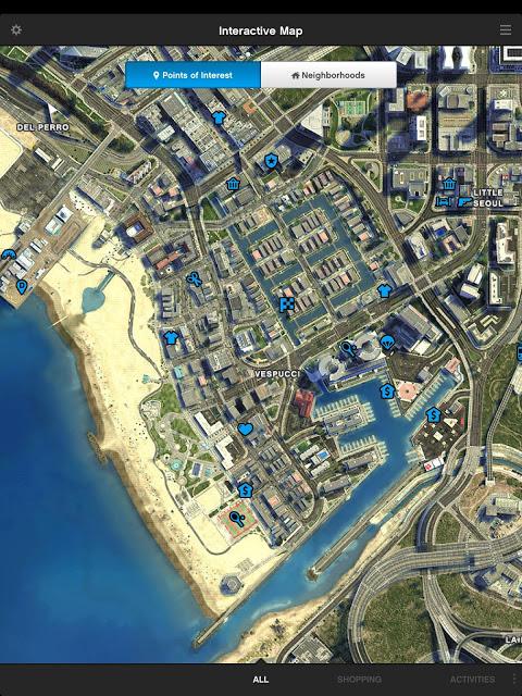 Grand Theft Auto V: The Manual 5.0.12 Screen 4