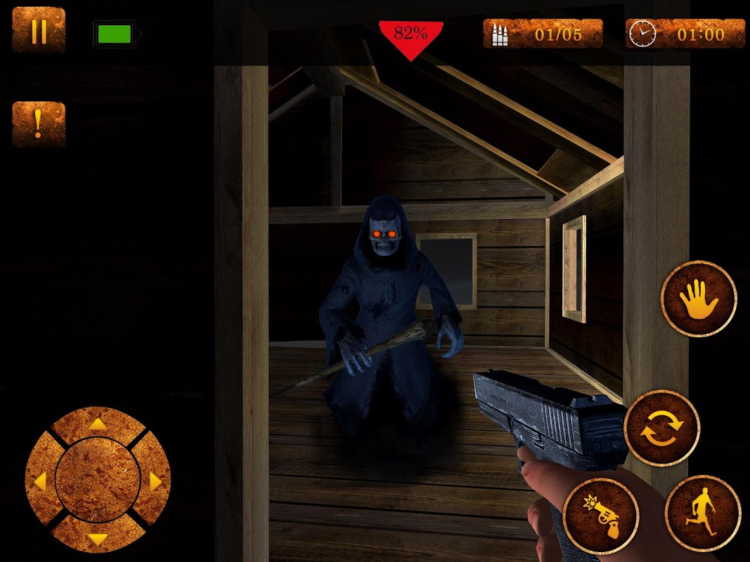 Evil Haunted Ghost – Scary Cellar Horror Game 1.1 Screen 10