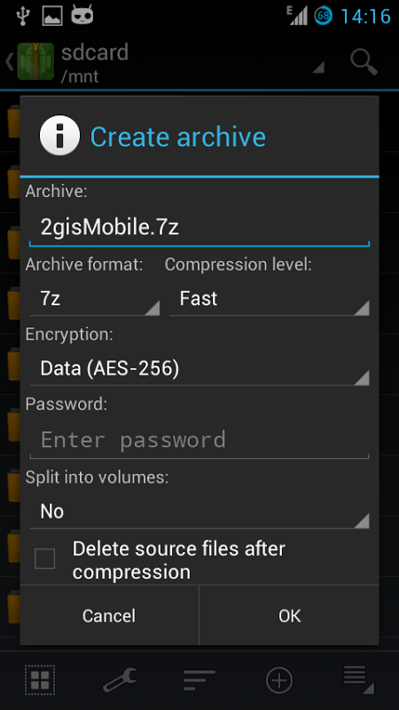 ZArchiver Donate 0 8 0 APK Download by Ant-ON | Android APK