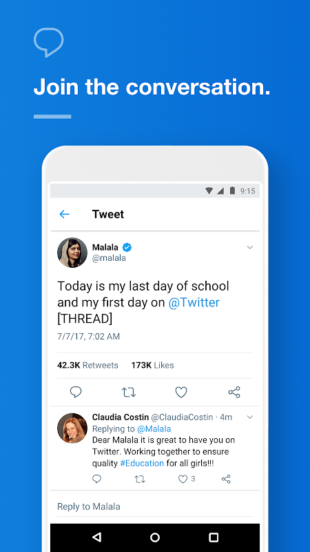 Twitter 7.80.0-release.28 Screen 2