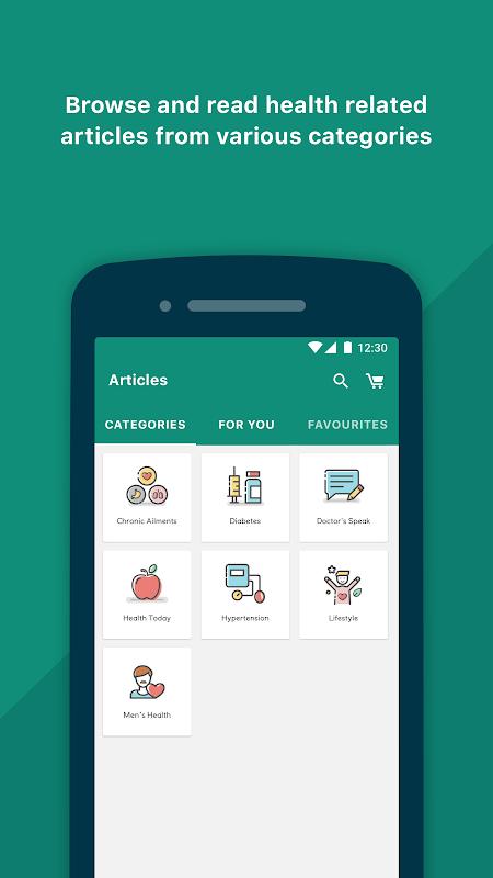 PharmEasy - The Healthcare App 4.7.17 Screen 3