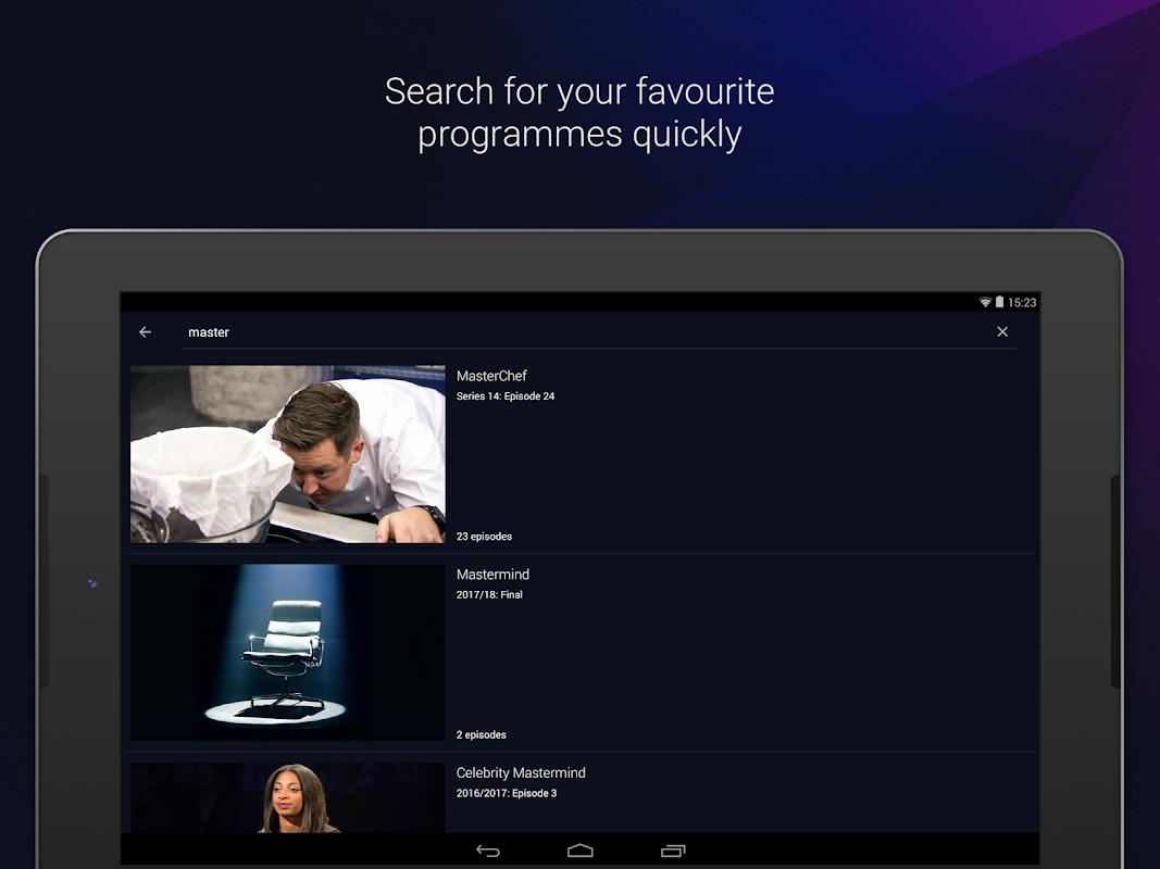 Android BBC iPlayer Screen 14