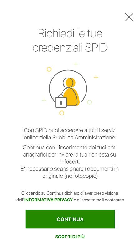 Android Intesa Sanpaolo Mobile Screen 2