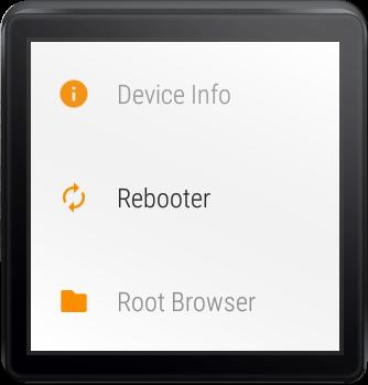 Root Essentials 2.4.9 Screen 1