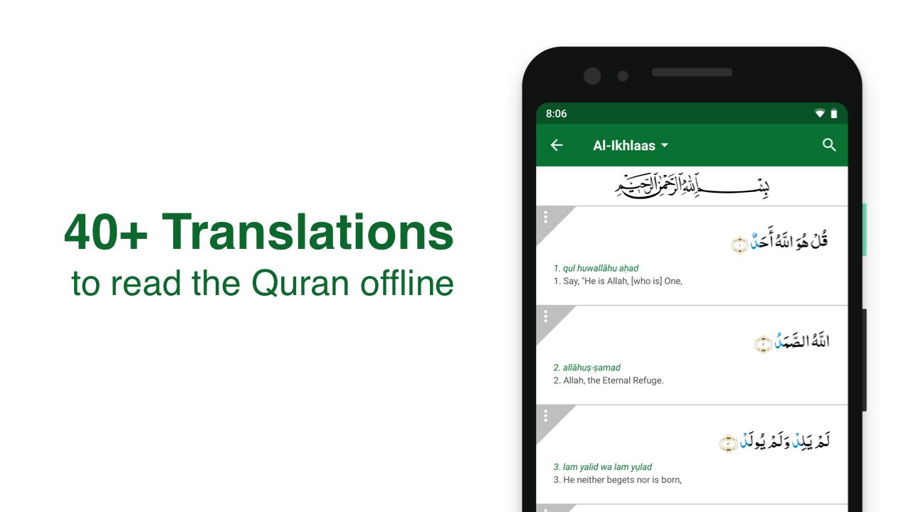 Muslim Pro - Prayer Times, Azan, Quran & Qibla 9.13 Screen 7