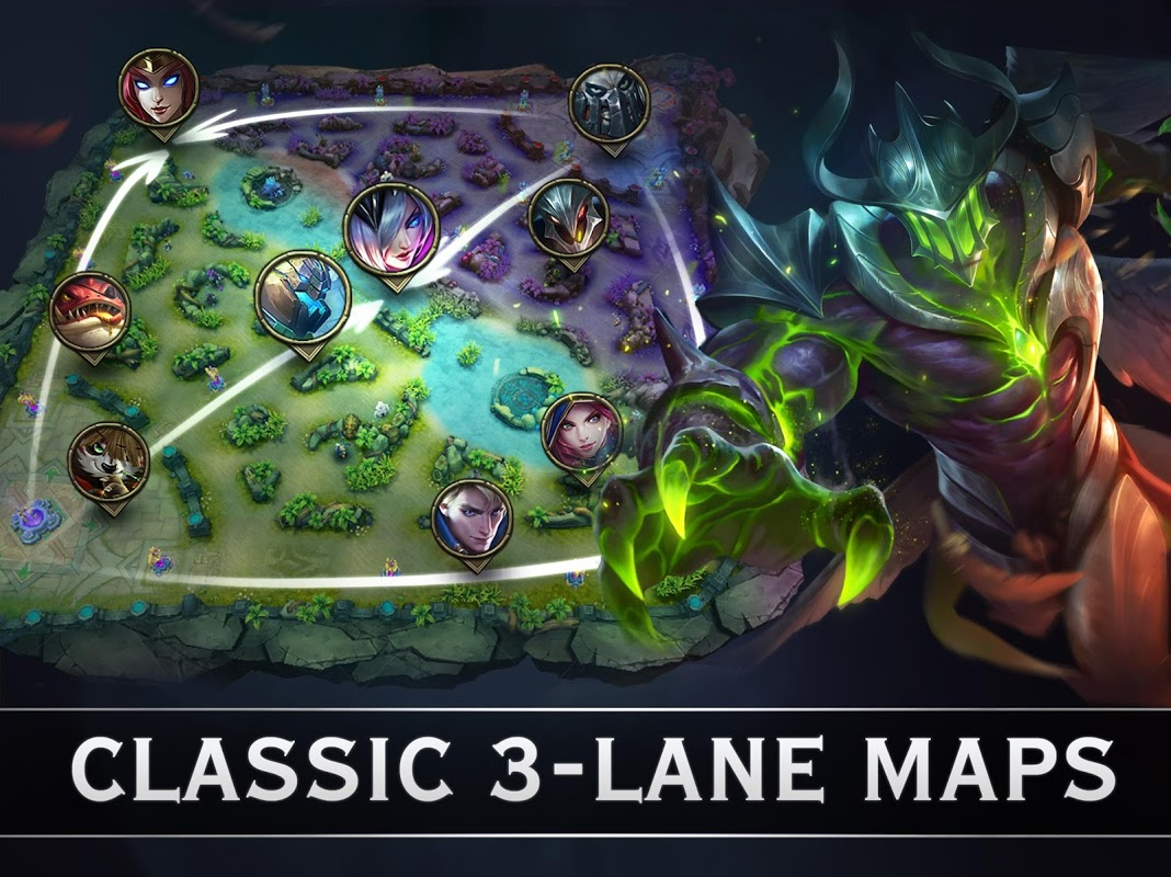 Mobile Legends: Bang bang 1.3.31.3412 Screen 5