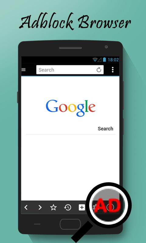 Android No Ad Internet Browser Screen 2