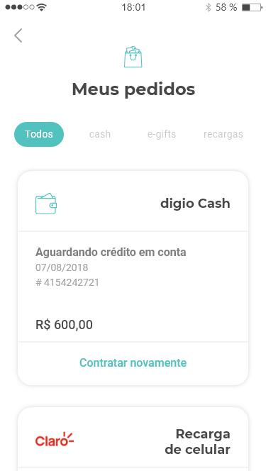 digio – seu cartão de crédito 2.0.7 Screen 5